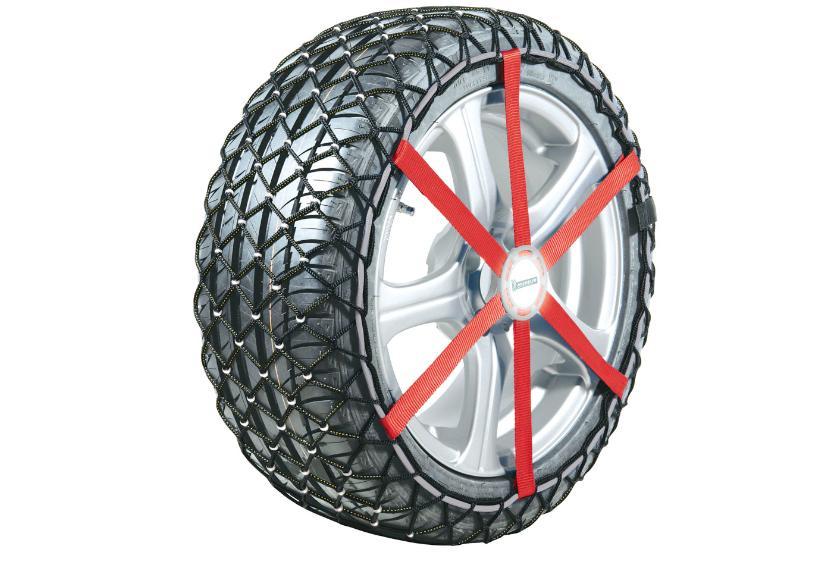 Cadenas De Nieve Michelin Easy Grip Turismo G12 195 50 R15