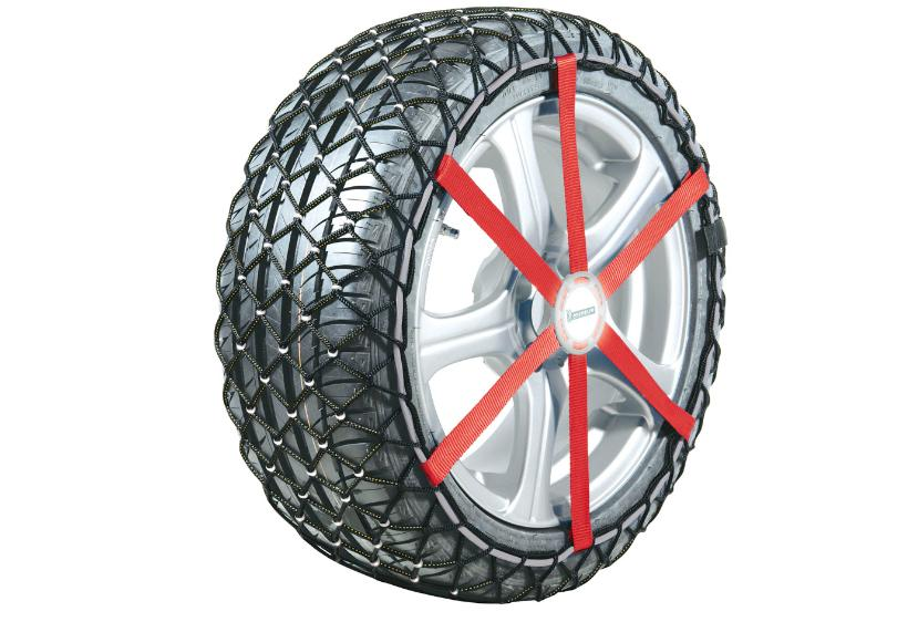 Cadenas de nieve MICHELIN EASY GRIP 4x4 X12 235/55/R18