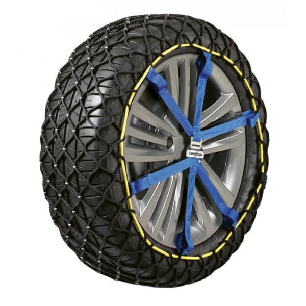 Cadenas de nieve MICHELIN EASY GRIP EVOLUTION  EVO12 245/45/R18